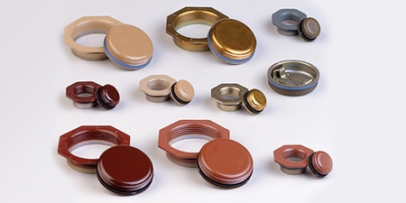 Con-Tech offers a variety of drum closures including Tite-Seal™